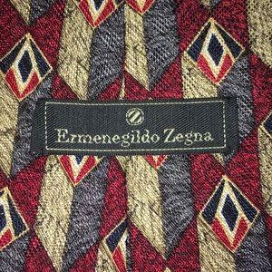 Ermenegildo Zegna Tie. EUC
